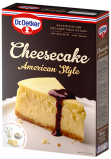 Cheesecake American Style Qualité Confiseur