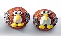 Pinguin-Muffins