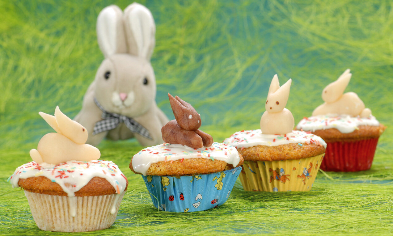 Muffins de lapin