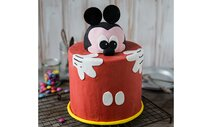 Tourte Mickey Mouse