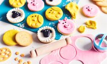 Adorables cookies animaux
